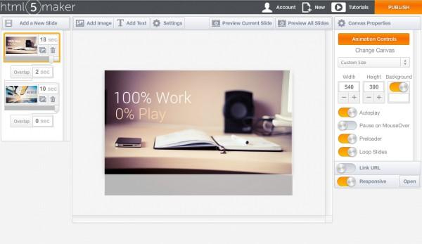 html5maker-animation-development
