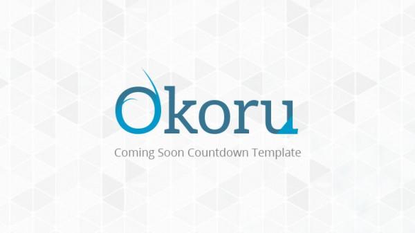 okoru-coming-soon-template-jabari-holder