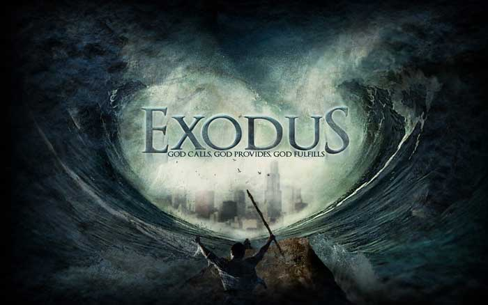 The Bible : Exodus