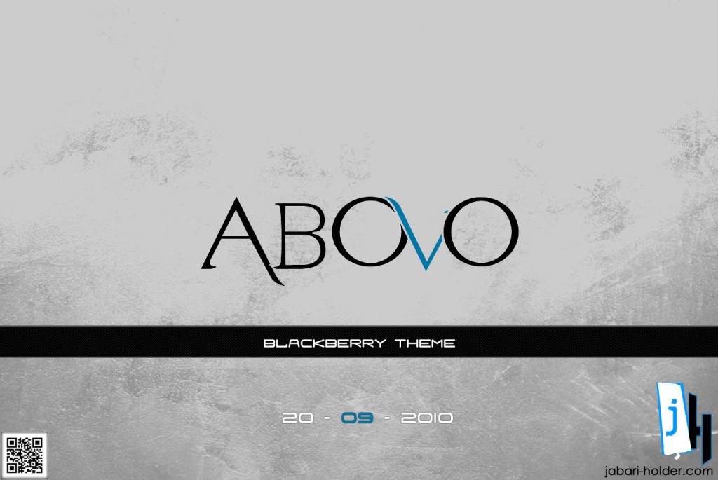 AboVo Blackberry Theme Logo
