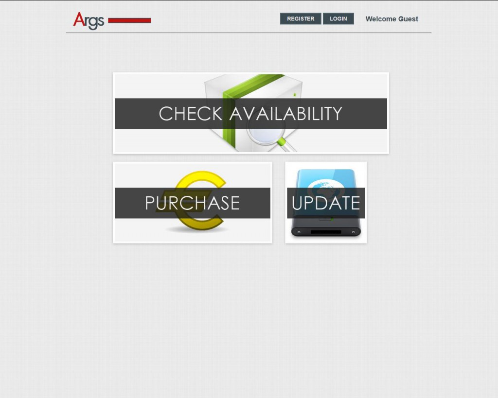 Args home page