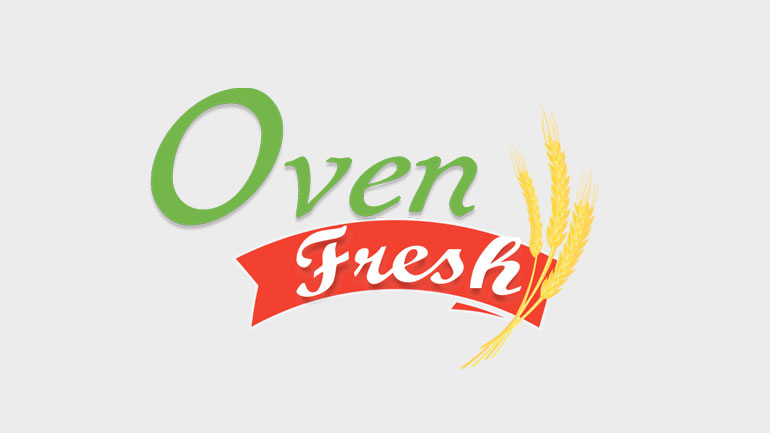 Oven Fresh Bakery Logo Design