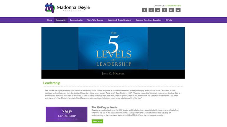 Madonna Doyle & Associates Category Page