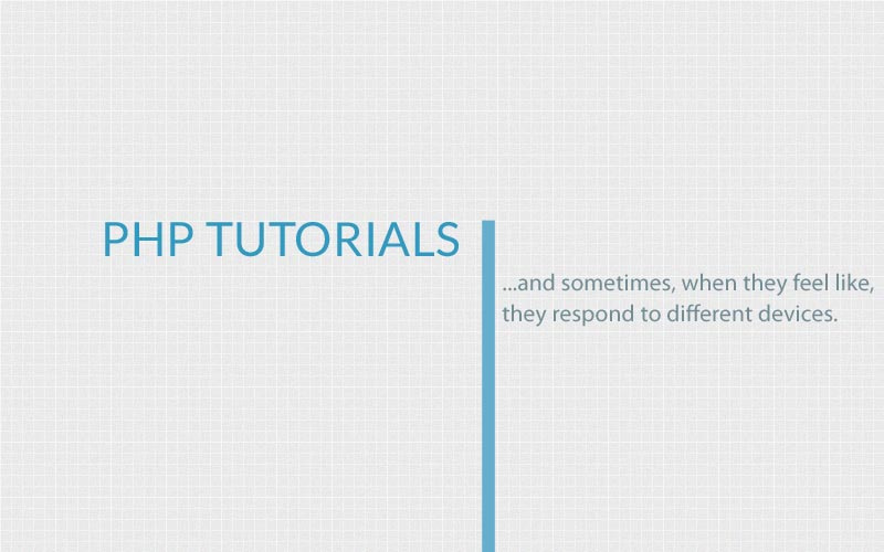 PHP Tutorials (Jabari Holder)