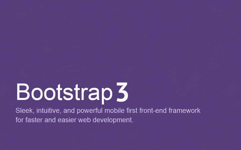 Twitter Bootstrap 3 Released