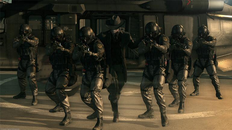 Metal Gear Solid V: Phantom Pain XOF