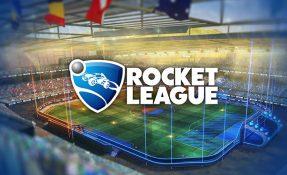 Rocket League Stadium