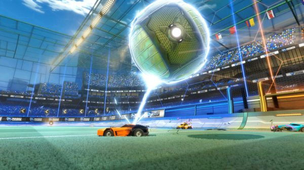 Rocket League Rumble Ball